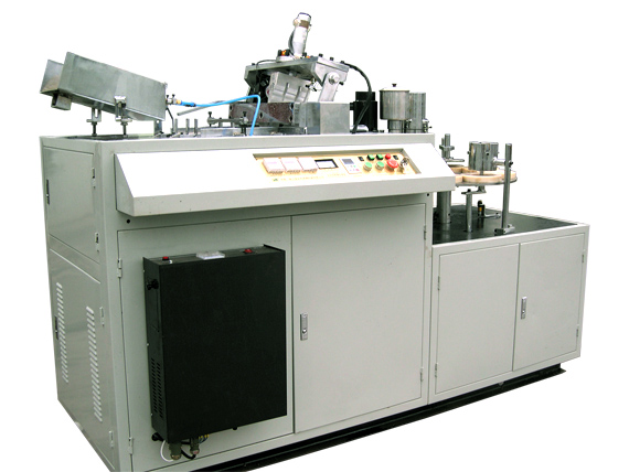 LBZ-WT Paper Bowl Out-Jacket Forming Machine