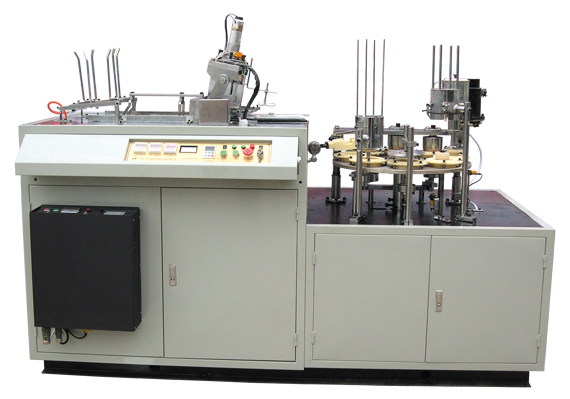 LBZ-LH Automatic Direct Paper Sleeve Forming & Wrapping Machine