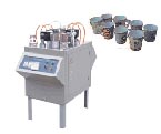LBZ-12 Semi-Automatic Paper Cup Handle Adhesive Machine