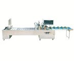 Model LBZ-C Automatic Filling and Sealing Machine